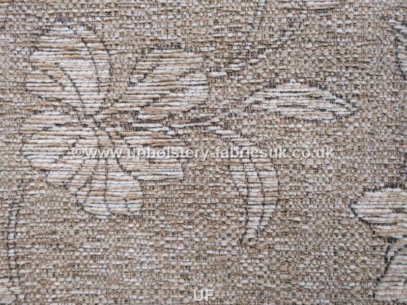Ross Fabrics Caledonian Patterned Sr 15250 Oatmeal