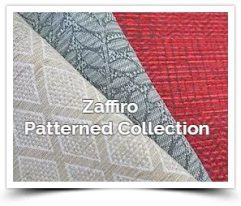 Zaffiro Patterned