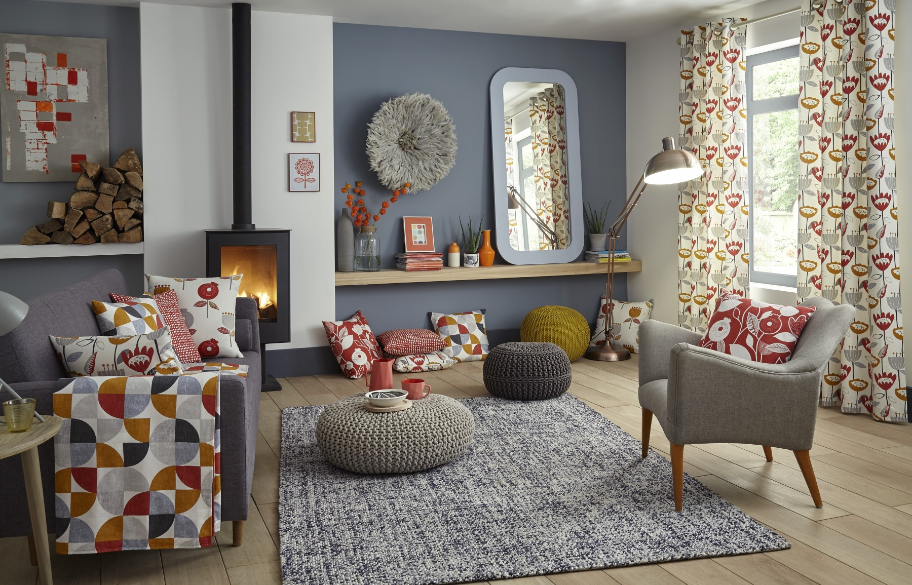 Iliv Nordic Upholstery Fabrics Uk